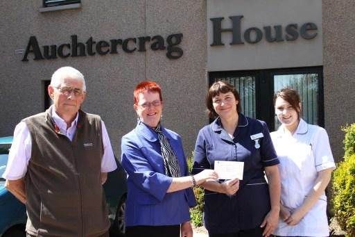 AuchterCrag House