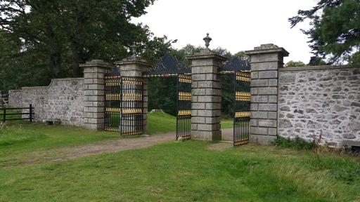 Castle Gardens Gate