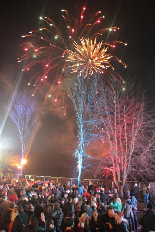 Ellon Fireworks