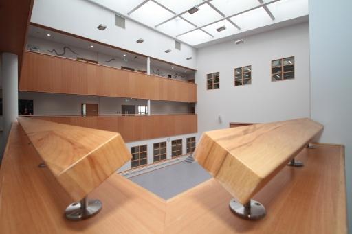 New Ellon Academy Atrium