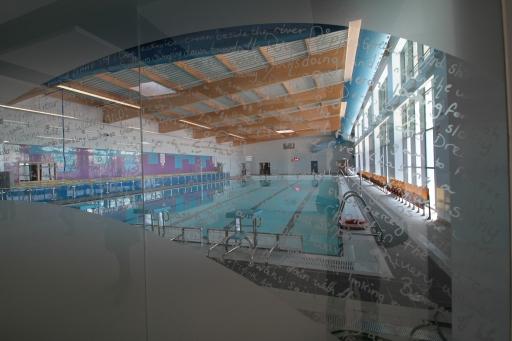 New Ellon Academy Swimming Pool